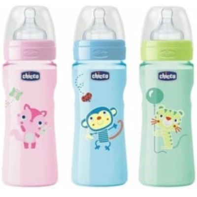 Mamadera Chicco 260ml.